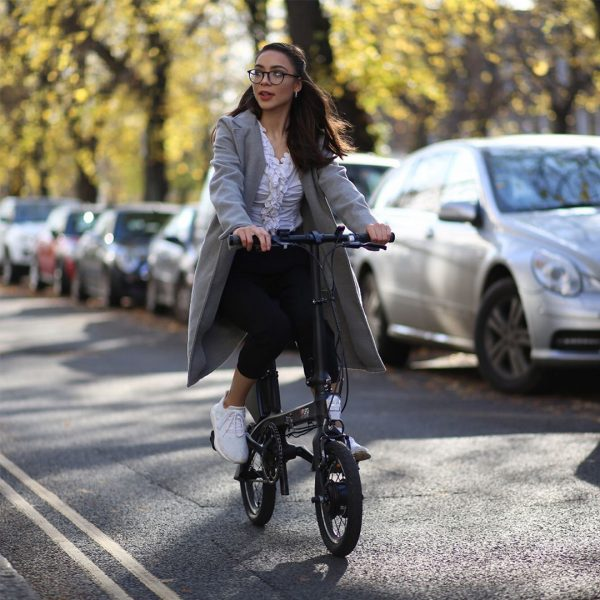 12kg - eTURA is the lightest and most compact folding electric bike in the world