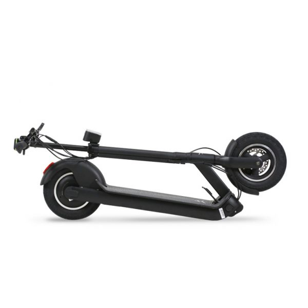 EGRET-TEN V3 X 48V electric scooter folded