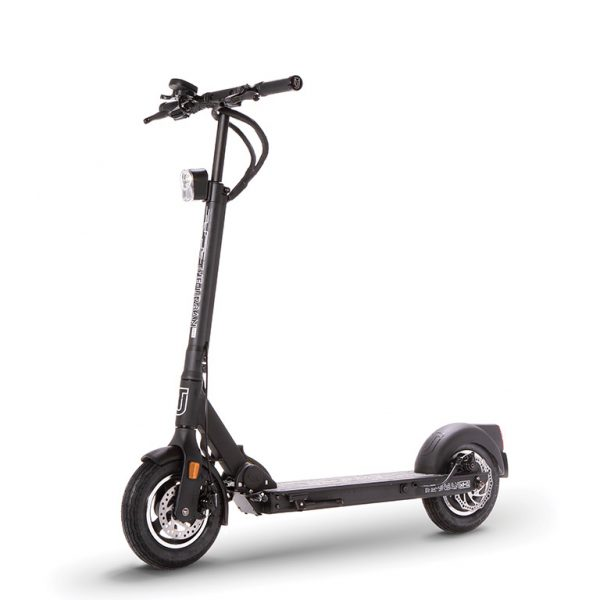 THE-URBAN xH1 scooter from ebike.me.uk