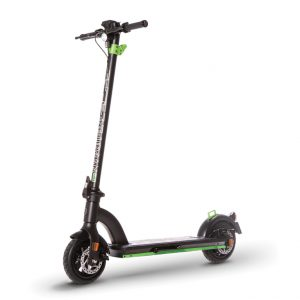 THE-URBAN xR1 scooter from ebike.me.uk