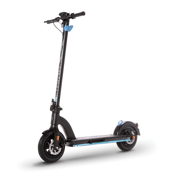 THE-URBAN xT1 scooter from ebike.me.uk
